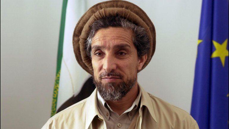 Ahmad Shah Massoud.