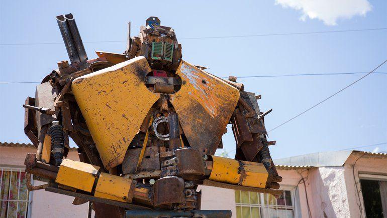 El transformer que revolucionó el oeste neuquino