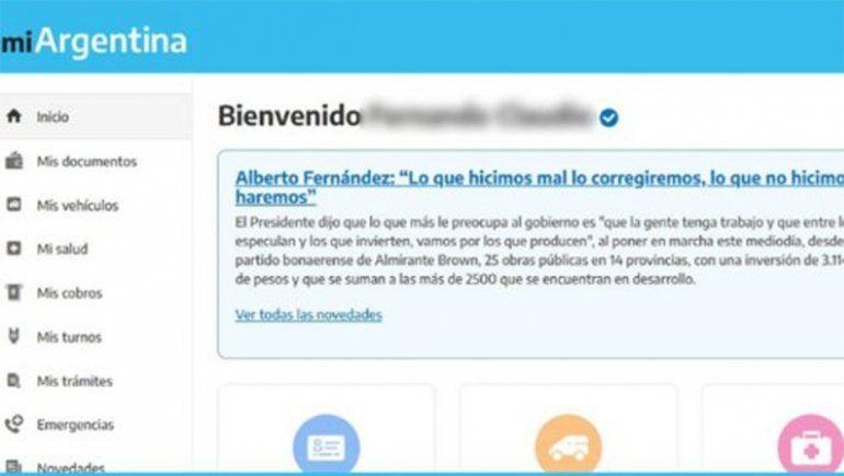 El Gobierno hace campaña en una app oficial y se disparó la polémica