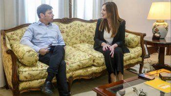 Dura respuesta de Vidal a Kicillof: No es serio