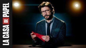 La casa de papel: ¿Habrá precuela sobre El Profesor?