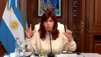 Cristina y 10 frases en la audiencia por el dólar futuro: La Justicia está podrida