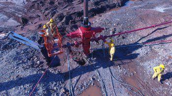 fracking: las areas con mas fracturas en 10 anos