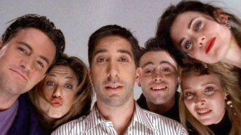 El reencuentro de Friends tiene a sus fanáticos muy ilusionados