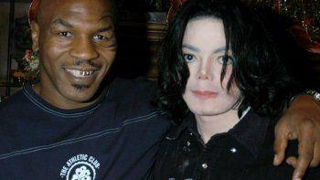 Tyson y el número uno de la música pop.