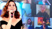 Laura Novoa debutó bien en el Cantando y hasta habló de su vida amorosa.