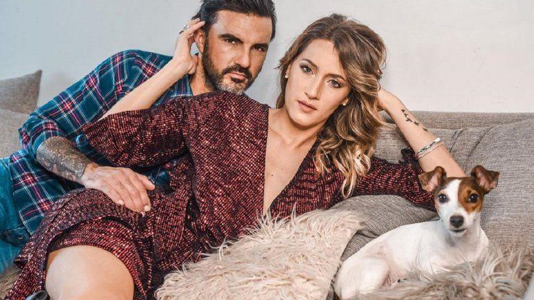 Mica Viciconte y Fabián Cubero estarían esperando su primer hijo juntos