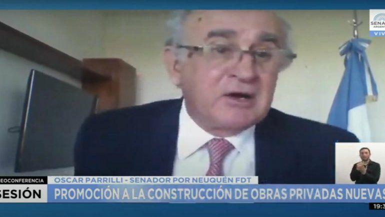 Parrilli: A Lázaro Báez lo condenaron porque es morocho y amigo de Néstor