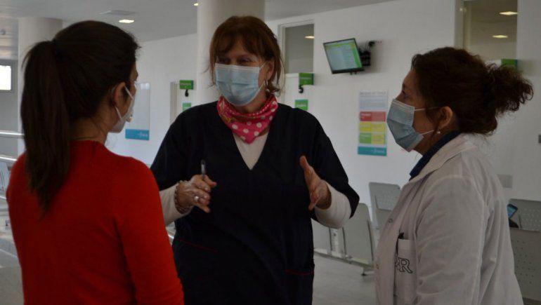 Bs-As: ponen psicólogos a médicos que enfrentan al coronavirus
