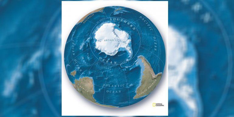 Aseguran que hay un océano más en la Tierra
