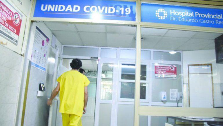 Cuántos son los pacientes internados en terapia con coronavirus