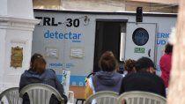 covid: neuquen paso los 300 casos despues de 70 dias