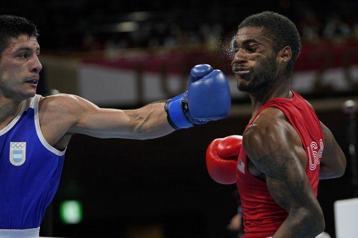 Robo olímpico: Arregui tiró a su rival pero igual le dieron perdida la pelea