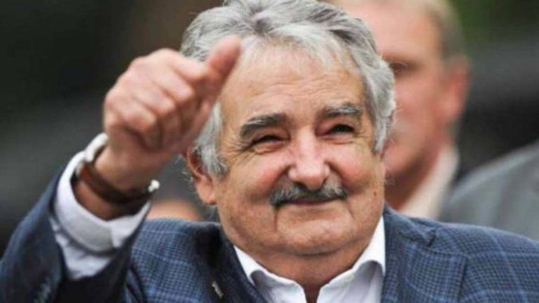 Pepe Mujica expresidente de Uruguay