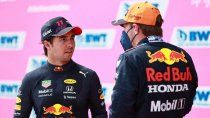 Checo Pérez seguirá en Red Bull en la próxima temporada de la Fórmula 1
