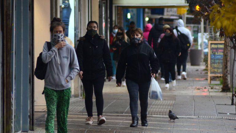 Ya multaron a 23 personas por no usar barbijo en Neuquén