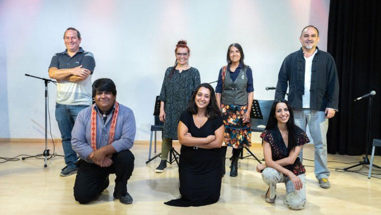 Luisa Calcumil llevó la obra de Gregorio Álvarez a las redes