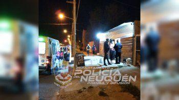 A punta de pistola, asaltan a comerciantes de Gran Neuquén Norte