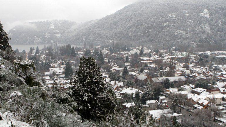 La nieve trajo alivio al sector económico de San Martín que está con un 80% de ocupación