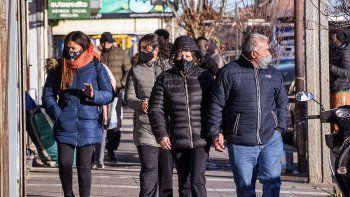 el pronostico del tiempo en la region: frio y soleado