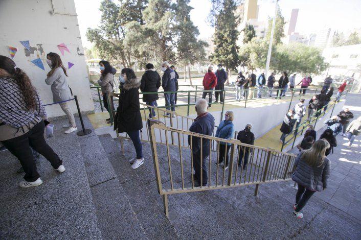 Cambios: se hará fila por mesa electoral.