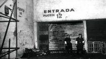 puerta 12, el recuerdo de la peor tragedia del futbol argentino