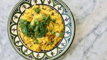 receta facil y deliciosa: humita casera