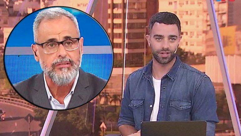 El insulto de Diego Poggi a Rial tras el fracaso de TV Nostra