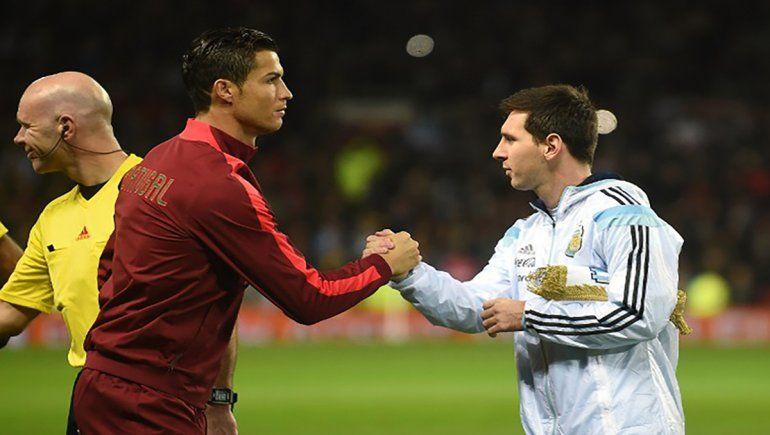 ¿Messi o Cristiano?: el debate entre dos leyendas del fútbol inglés