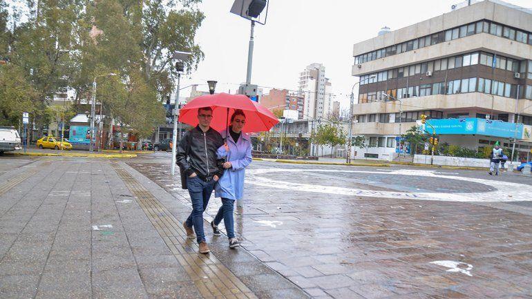 Se viene una semana de mucha lluvia en la región