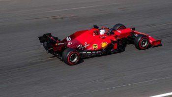 Charles Leclerc, la referencia de la Fórmula 1 en Holanda