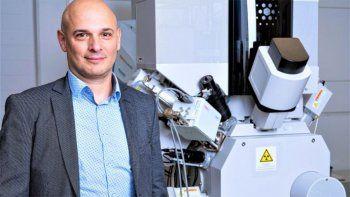 Un científico neuquino premiado en Europa por su trabajo