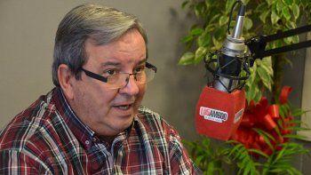Pancho Casado se retira de LU5: Se cierra un ciclo en mi vida