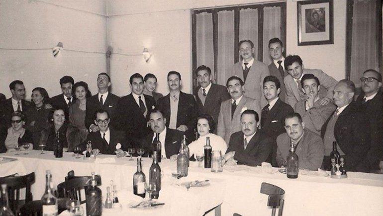 Sr. Vanoli, Milton Aguilar, Orejas, Jacob, Del egido, Alvarado, Vega, Morosani, Sander entre otros.