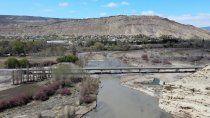conoce el puente sobre el rio curi leuvu: es el segundo mas largo de la provincia