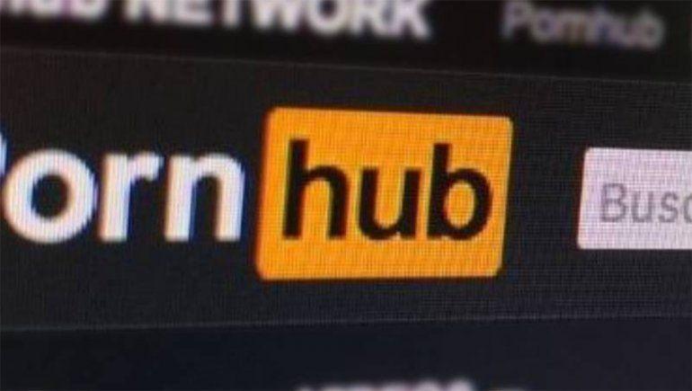 PornHub libera el contenido porno para Francia y España