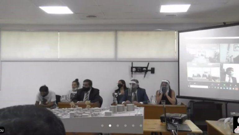 El jurado declaró culpable a Neneo por el crimen de Luciano