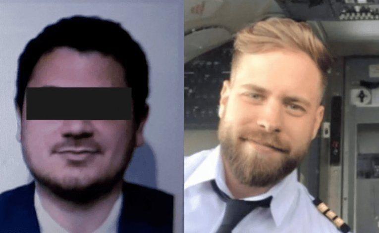 La historia detrás del piloto atropellado y el abogado prófugo