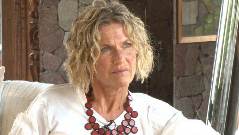 Maru Botana, varada en un castillo: Es triste no poder volver al país