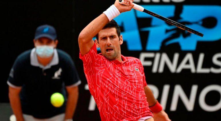 Masters 1000 de Roma: Schwartzman cayó ante Djokovic en la final