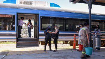 estan los fondos para concretar las paradas del tren del valle