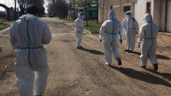 argentina registro 10.097 casos y 186 nuevas muertes