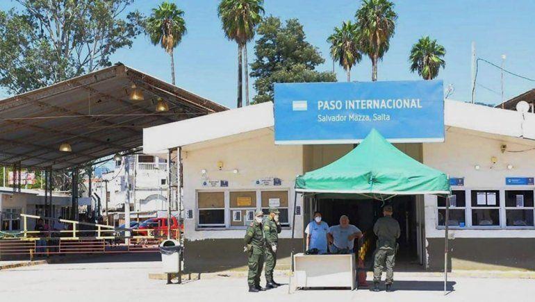Salta: más gendarmes a reforzar la frontera