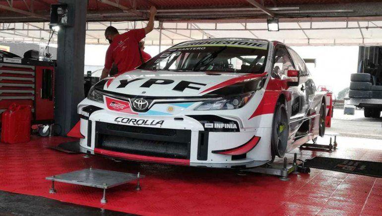 Los equipos de Súper TC2000 probarán antes de la quinta fecha en Buenos Aires.