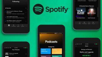 Podcast sobre Maradona imnundan Spotify