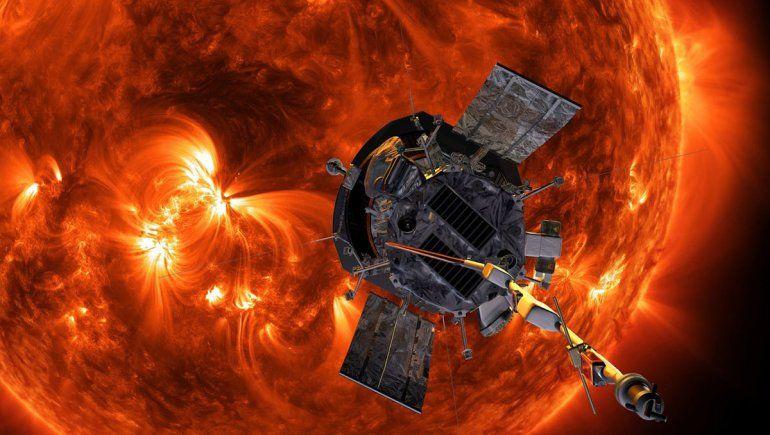 La sonda Parker de la NASA ya está en la atmósfera del Sol