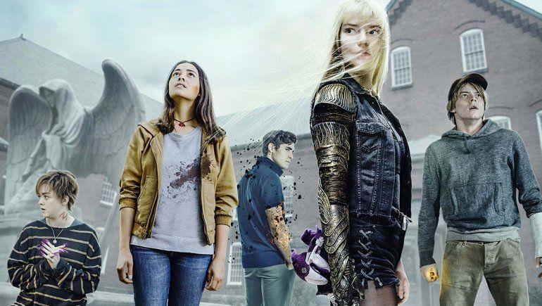 Se viene la nueva de X-Men, pero en versión adolescente