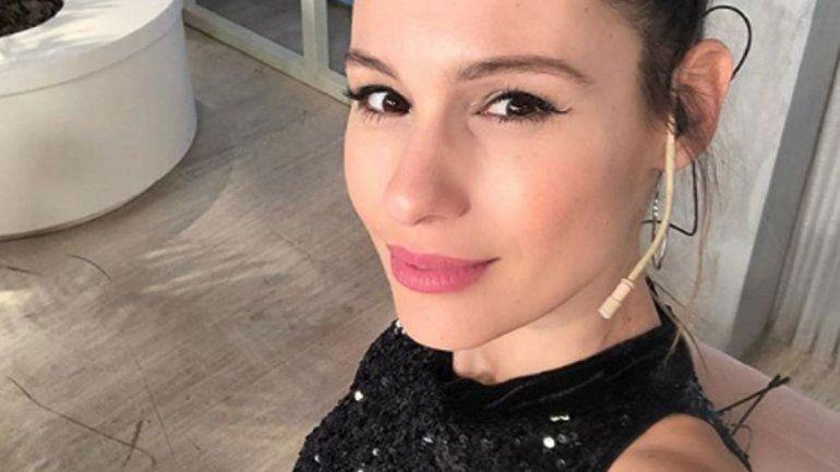 Pampita sorprendida por la denuncia de la ex niñera