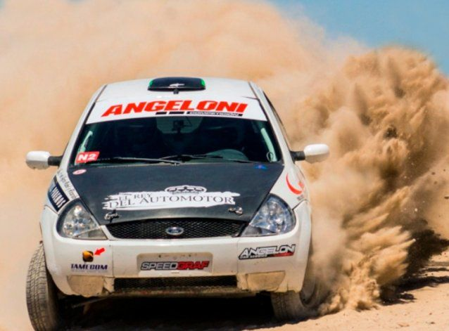 El Rally Neuquino regresa con todo en Bajada del Agrio