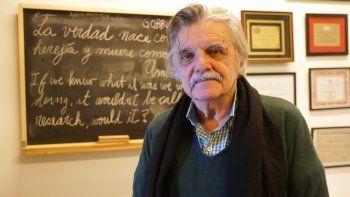 murio el sociologo y escritor horacio gonzalez por covid